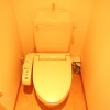 在新宿区内租赁1K 公寓大厦 的 厕所