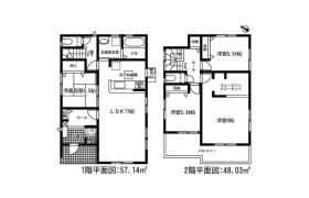4LDK House in Shimmeicho - Anjo-shi