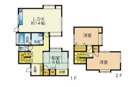3LDK House in Higashiirube - Fukuoka-shi Sawara-ku