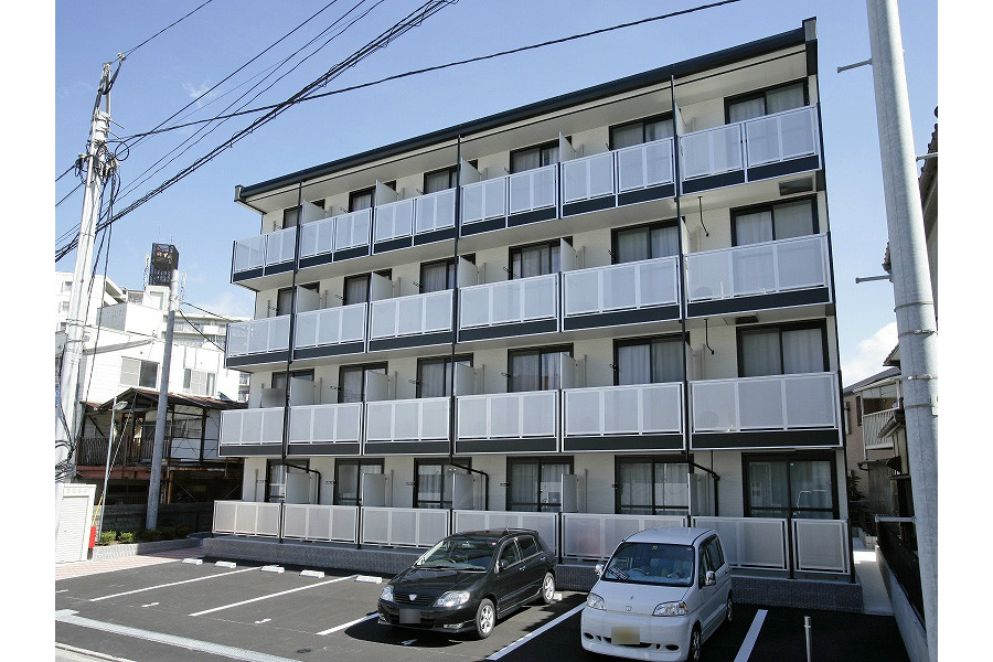 1K Apartment to Rent in Kitakyushu-shi Kokurakita-ku Exterior