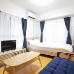 1DK 简易式公寓