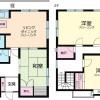 3SLDK Apartment to Rent in Saitama-shi Sakura-ku Floorplan