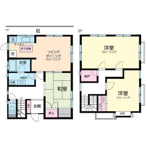 3SLDK Mansion in Kamiokubo - Saitama-shi Sakura-ku Floorplan