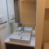 1LDK Apartment to Rent in Bunkyo-ku Washroom