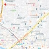 1K Apartment to Rent in Shinagawa-ku Section Map