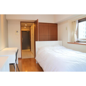 1K Apartment in Shibaura(2-4-chome) - Minato-ku Floorplan
