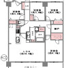 4SLDK Apartment to Buy in Amagasaki-shi Floorplan