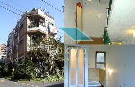 豊島區東池袋-1LDK公寓大廈