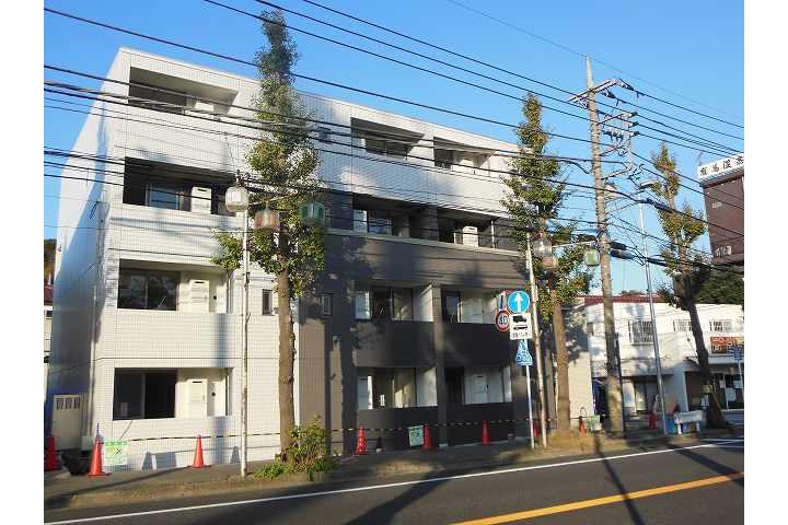1LDK Apartment to Rent in Kawasaki-shi Miyamae-ku Exterior