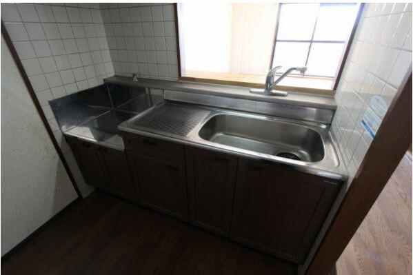 3SLDK Apartment to Rent in Nagoya-shi Chikusa-ku Kitchen