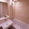 在涩谷区购买1R 公寓大厦的 浴室