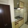 在涩谷区内租赁1R 公寓大厦 的 厨房