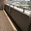 3LDK Apartment to Rent in Ashiya-shi Balcony / Veranda