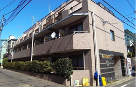 大田区田園調布本町-1K{building type}