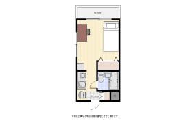 1R Mansion in Kamiochiai - Shinjuku-ku