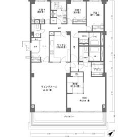 5LDK {building type} in Momoyamacho - Atami-shi Floorplan