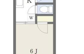 1K Apartment in Machibo - Mobara-shi