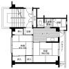 2K Apartment to Rent in Kimitsu-shi Floorplan