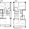 在港區內租賃4LDK 公寓 的房產 房間格局