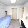 Shared Guesthouse to Rent in Osaka-shi Hirano-ku Bedroom