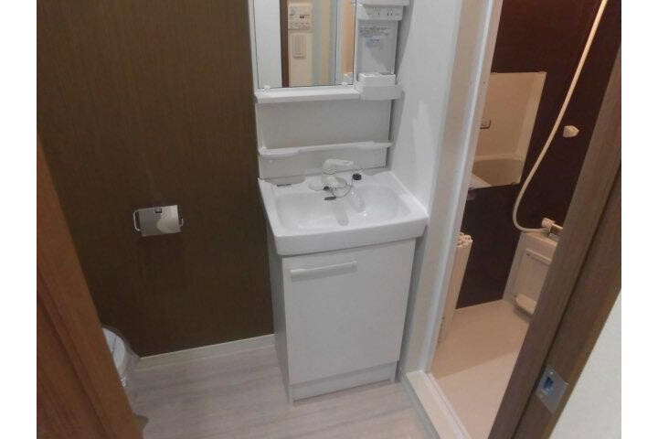 Whole Building Apartment to Buy in Ota-ku Washroom