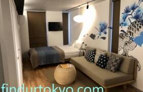 大田區山王-1K公寓大廈