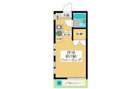 世田谷區代田-1K公寓