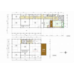 8K House in Kagamiishicho - Kyoto-shi Kamigyo-ku Floorplan