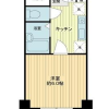 1K Apartment to Buy in Shibuya-ku Floorplan