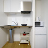 1LDK Apartment to Rent in Toshima-ku Kitchen