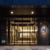 1K Apartment to Buy in Shinjuku-ku Building Entrance