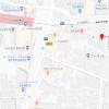 2K Apartment to Rent in Shinjuku-ku Map