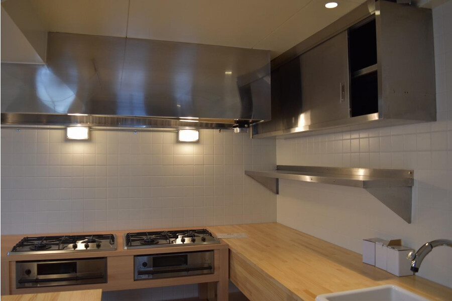 Shared Guesthouse to Rent in Fukuoka-shi Nishi-ku Kitchen
