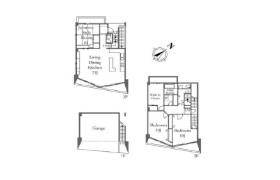 3LDK Apartment in Mita - Meguro-ku