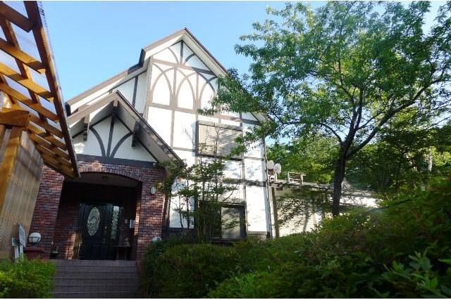 6LDK House to Buy in Minamitsuru-gun Yamanakako-mura Exterior