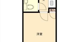 1R {building type} in Higashi - Okegawa-shi