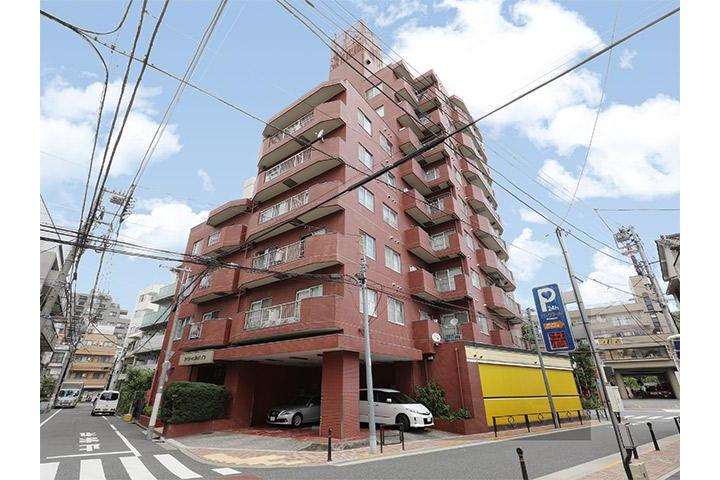 2LDK Apartment to Buy in Bunkyo-ku Exterior