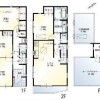 4LDK House to Buy in Edogawa-ku Floorplan
