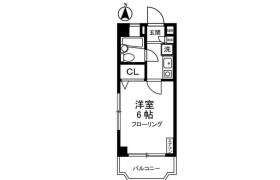 川崎市多摩區枡形-1K公寓大廈
