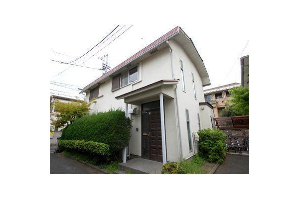 3LDK House to Rent in Shinjuku-ku Exterior