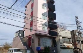 立川市富士見町-1K公寓大廈