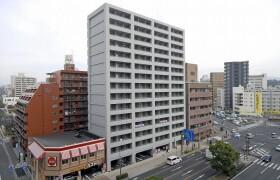 1K Mansion in Kokutaijimachi - Hiroshima-shi Naka-ku