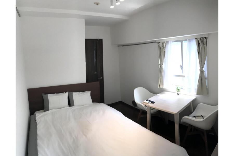 在Bunkyo-ku內租賃1K 公寓 的房產 臥室