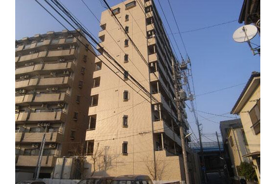 1K Apartment to Rent in Kawasaki-shi Takatsu-ku Exterior