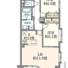 2SLDK Apartment to Buy in Toshima-ku Floorplan