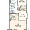 2SLDK Apartment to Buy in Toshima-ku Floorplan