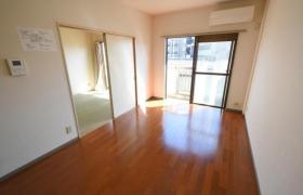 川崎市中原区小杉御殿町-2DK公寓大厦