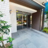 1R Apartment to Rent in Shinagawa-ku Building Entrance