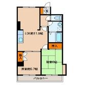 Whole Building Apartment in Anesaki - Ichihara-shi Floorplan
