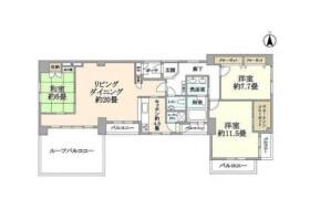 2LDK Apartment in Hirano - Koto-ku